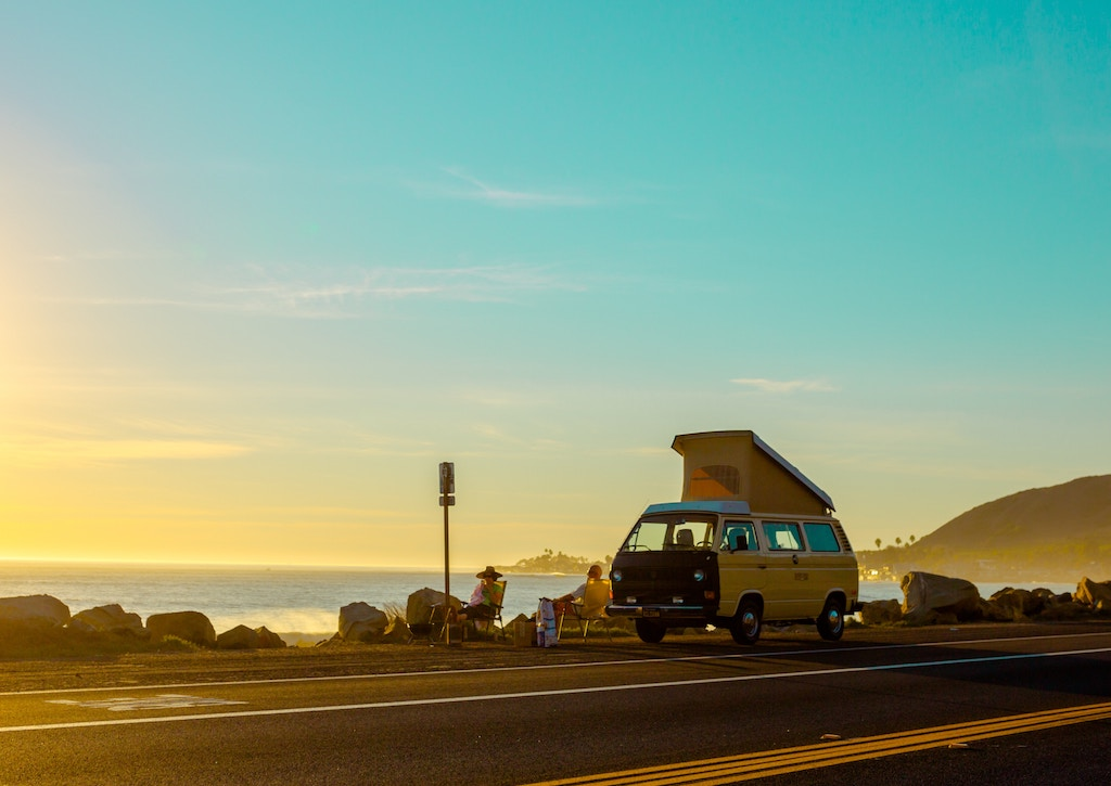 buying a van for vanlife