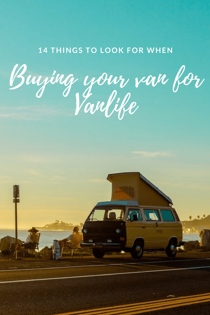Buyer's Guide: Buying a Van for VanLife | VanLife Academy