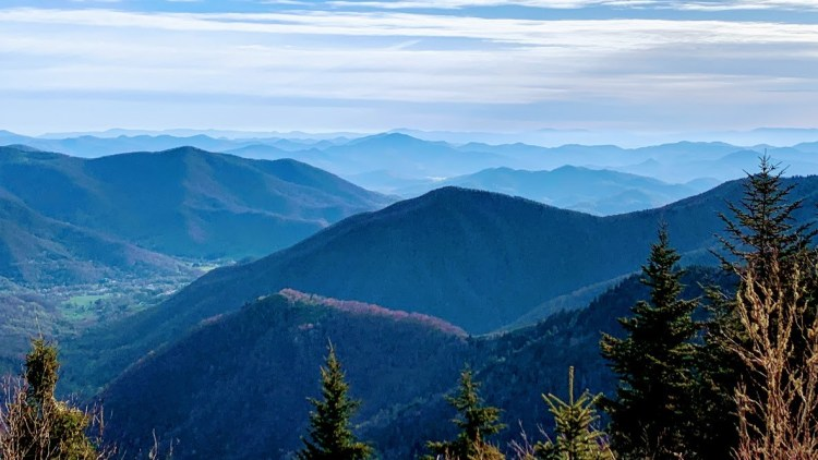 Waterrock Knob Outlook