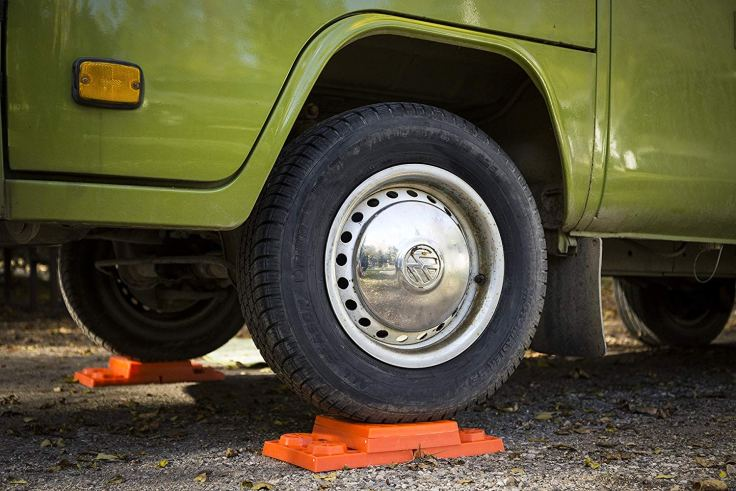 Lynx Recreational Vehicle Leveling Kit