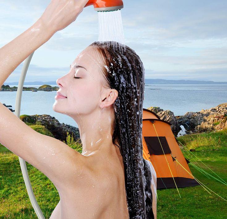 12 volt portable shower