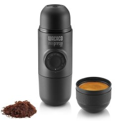 Wacaco Minipresso GR, Portable Espresso Machine, #vanlife