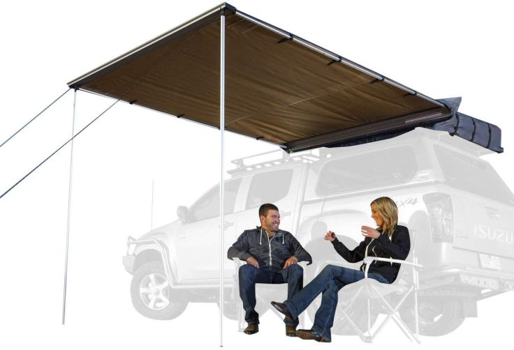ARB retractable awning