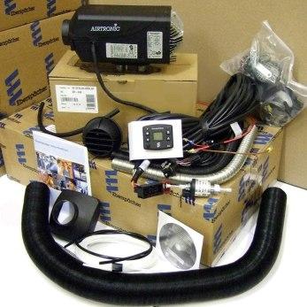 sprinter Van Diesel Air Heaters eberspacher espar heater