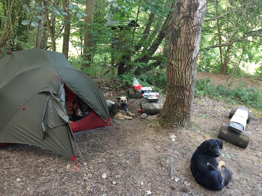 Alternatives Camping
