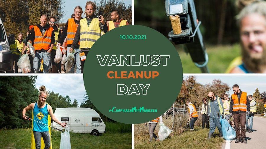 #CampierenMitManieren_Vanlust_Cleanup_Day_ 10. Oktober 2021