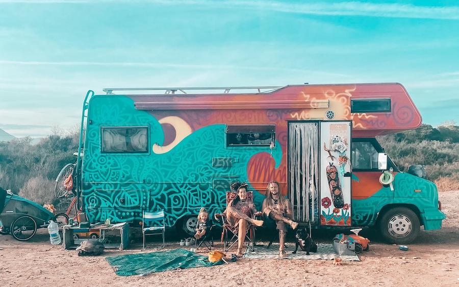 (Diebstahl-) Sicherheit im Camper - Vierauge Liebe