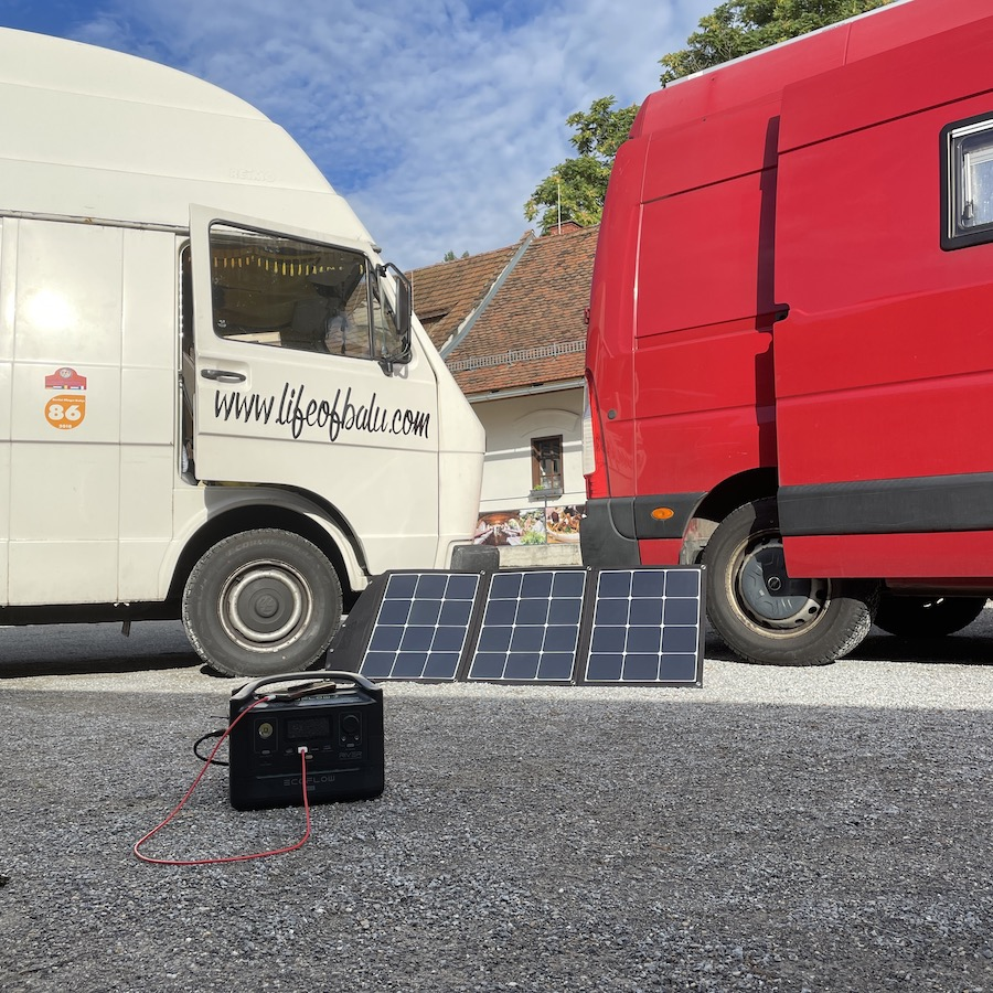 Solarpanel Wattstunde