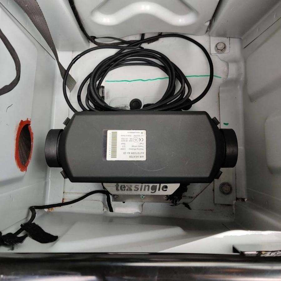 Standheizung - Dieselstandheizung