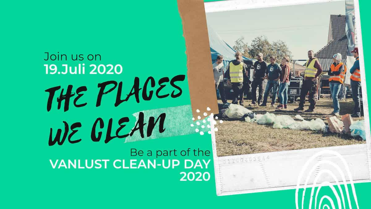 Vanlust Clean-Up Day 2020