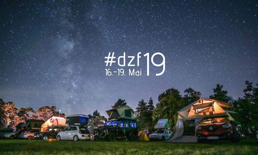 Dachzeltfestival 2019
