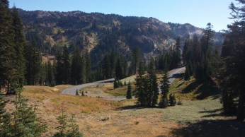 The windy road of Lassen. FAITH MECKLEY