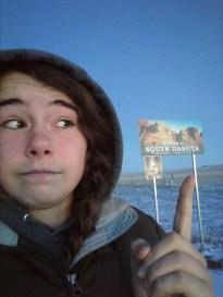 Welcome to South Dakota. FAITH MECKLEY