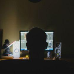hacker sombrio