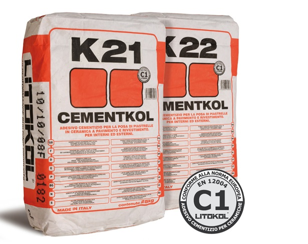 Colle di cemento.