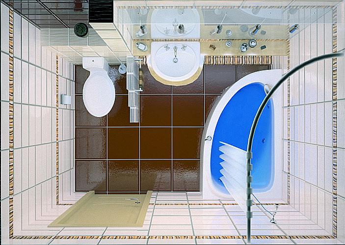 маленькая ванная комната 2 кв метра дизайн фото с ванной 7
