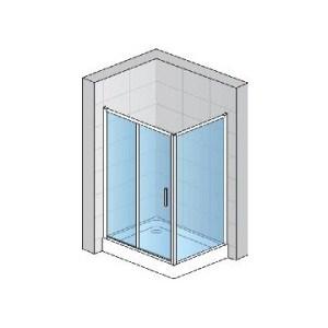 Taisnstūrveida dušas