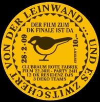 DER FILM ZUM DK FINALE IST DA
