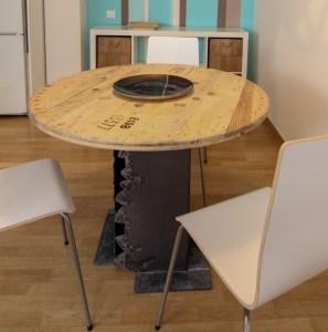 diseño de mesas