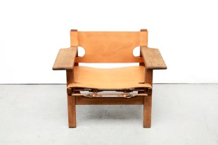 Vroege Early Borge Mogensen Spanish chair Fredericia
