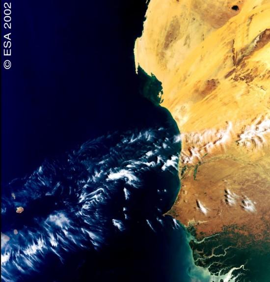 West_Coast_of_Africa_-_First_MERIS_image-Medium-550x574