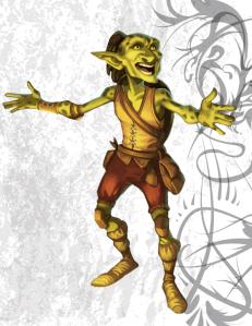 Goblin Druid