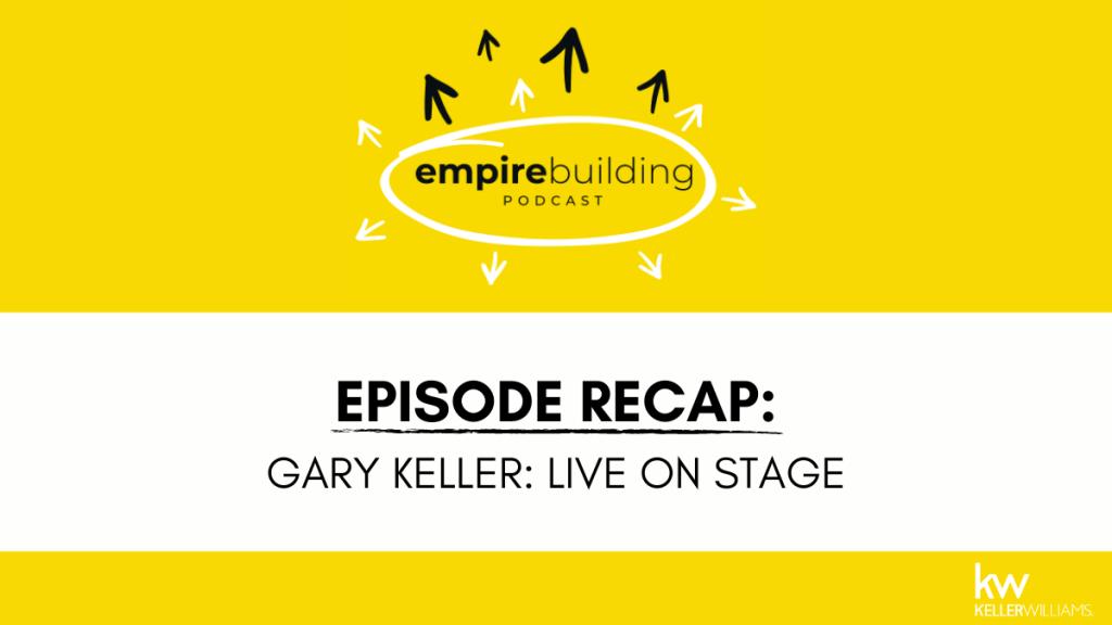 Gary Keller Live