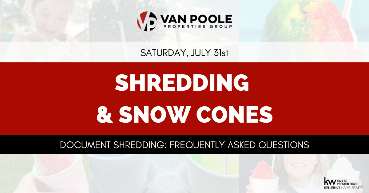 Document Shredding: Frequently Asked Questions