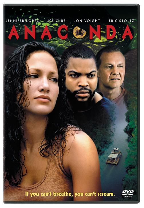 Poster do filme Anaconda