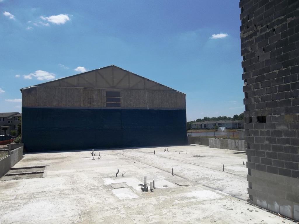Exterior Demolished