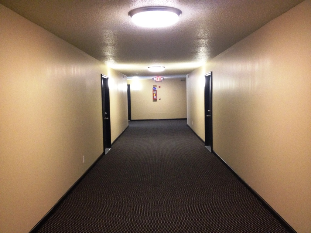 Common Hallway After