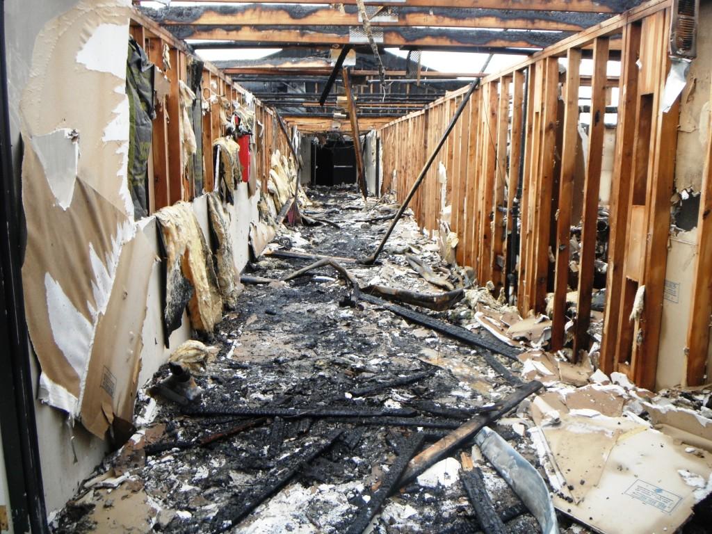 Common Hallway Before