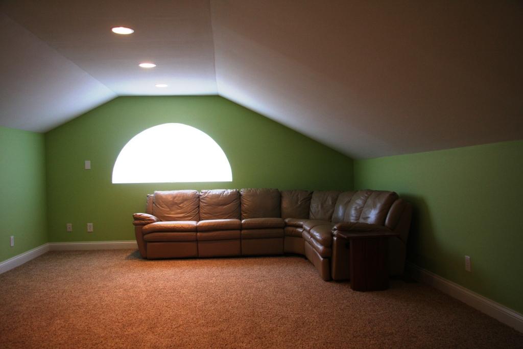 Bonus Room after