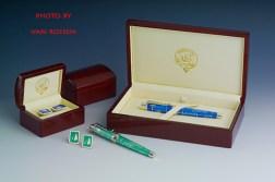 Pen set packaging