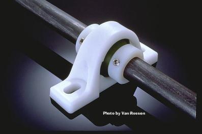 Plastic bearing