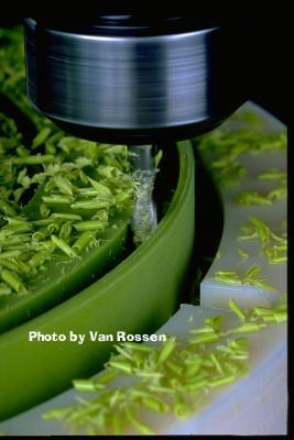 Milling of plastive