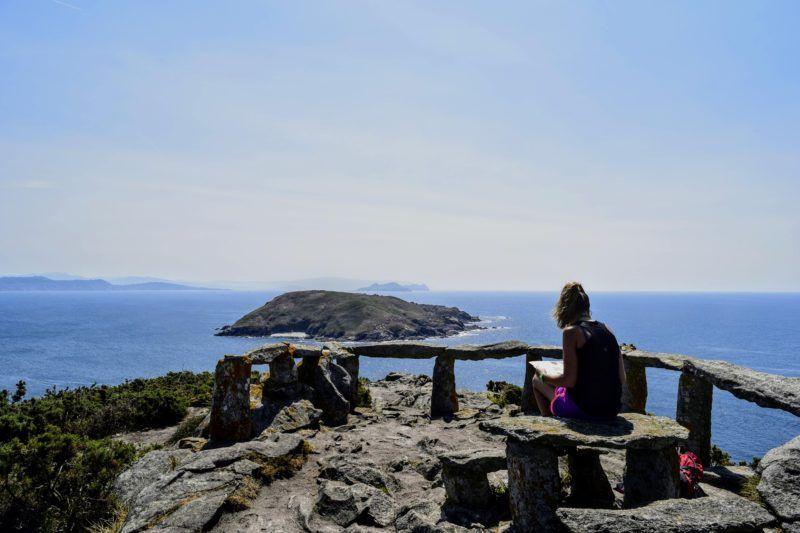 Mirador de Fedorentos, Isla de ons, Moitoyeye