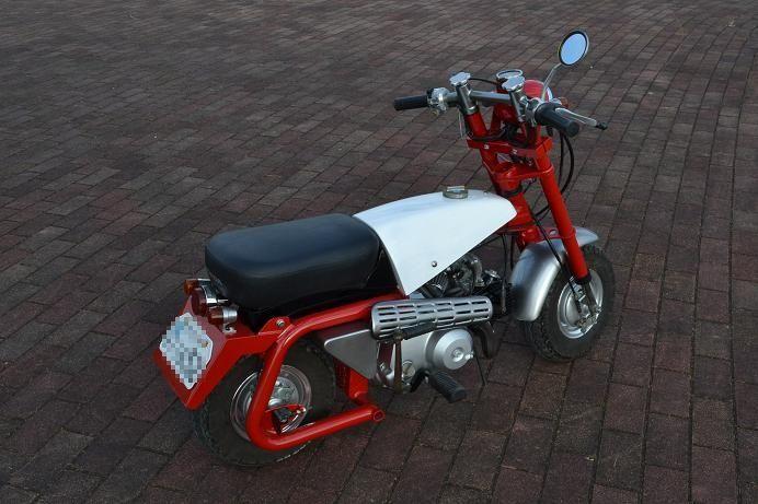 Honda Z-100