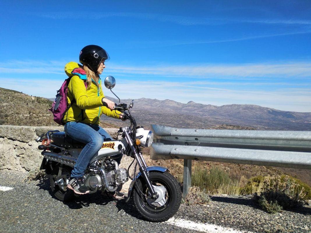 viajar en sumco dingo, monkey bike