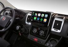 Sistema multimadia para furgonetas campers y autocaravanas