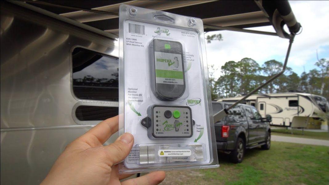 sensor de nivel gas Mopeka