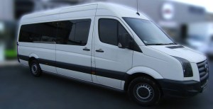 minibus van