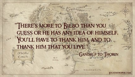 more to Bilbo