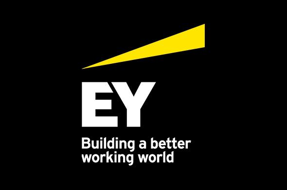 安永意外 EY rebrand / Brand Pie | Brandvale 品牌谷