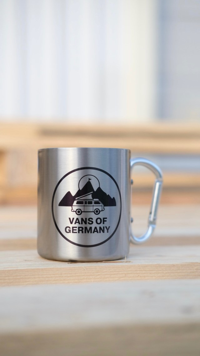 Vans of Germany – Tasse