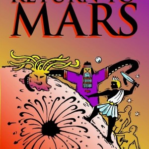 Return to Mars Book Cover