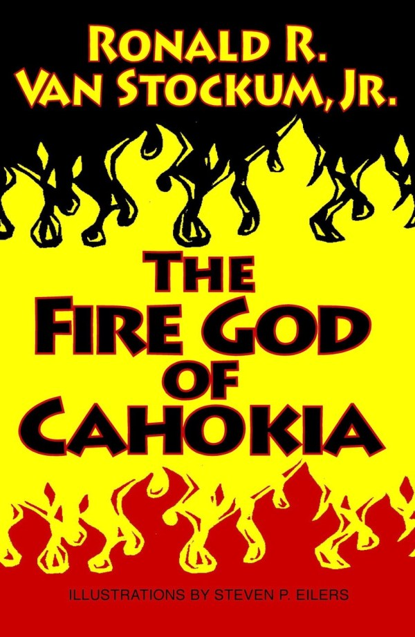 Fire God of Cahokia Book Cover