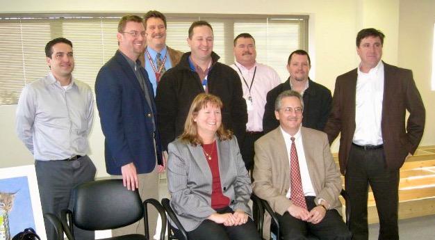 DEP Team 2008 (2)