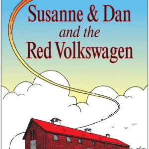 Susanne and Dan and the Red Volkswagen cover