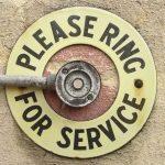 Vantage Appliances Inc. service call request button